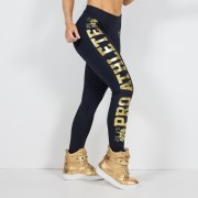 Заказать LabellaMafia Legging Pro Athlete Black and Gold