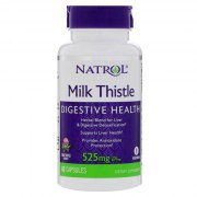 Заказать Natrol Milk Thistle 525 мг 60 капс